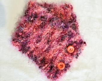 Super Soft wool neck