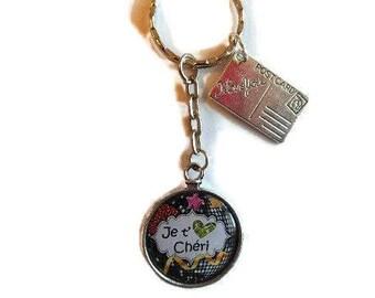 "Door keys/honey / ""I love you Darling"" / Wonderland faby/gift/birthday / party / thanks/Christmas/holiday Valentine"