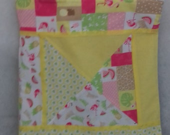 Tote bag patchwork