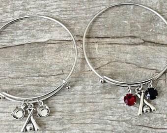 Expandable Swarovski Crystal Bracelets