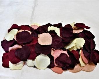 Custom Silk Petal Mixture