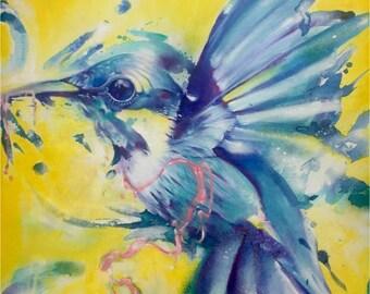 Nectar's Nature- Original Painting