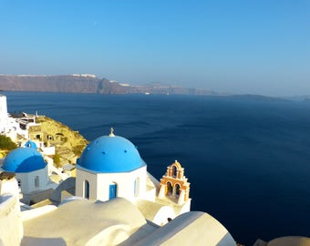 Oia in the Summer