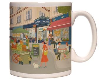 Bristol Mug: Clifton Village
