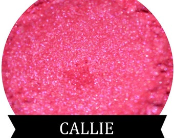 Bright Pink Eyeshadow  CALLIE