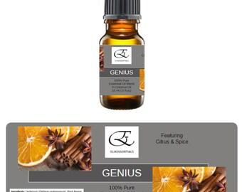 Essential Oil Blend GENIUS
