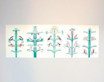 Poetica - Landscape Giclée Print
