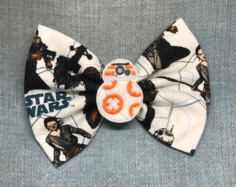 BB-8 - Star Wars: The Force Awakens Hairbow