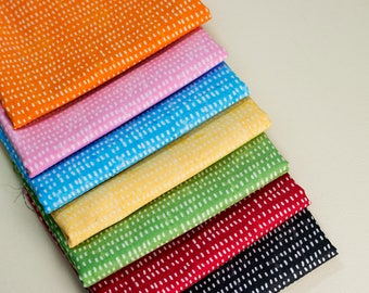 1/2 yard bundle of Seed prints by Cori Dantini for Blend Fabrics