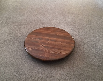 Lazy Susan New Hand Crafted by seller