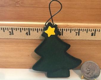Christmas Tree wood ornie