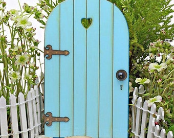 Fairy Door doe fairy garden with tiny key - no other accessories included