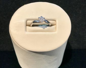 Vintage Fancy Diamond Ring VRW-52