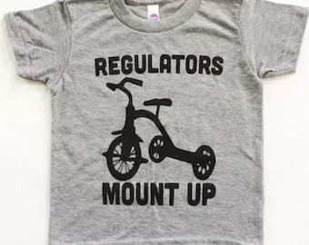 Regulators Mount-up Trike