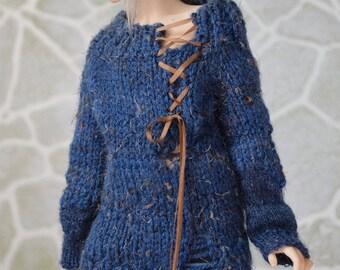 Grunge style sweater for Minifee, Narae, Slim MSD