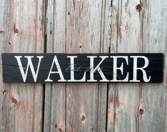 Family Personalized Wood Sign - Mothers Day Gift - Personalized Wood Signs -  Home Decor - House Decor - Rustic Decor - Wooden House Signs