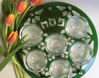 Passover Seder Plate - Mystical Keara