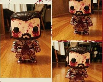 Bloody Templar pop custom