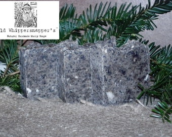 Exfoliating Gritty Coffee Soap By Old Whippersnapper's Handmade Soaps
