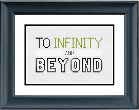 To Infinity and Beyond Toy Story Disney Pixar PDF