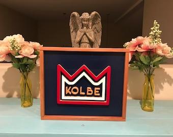 Kolbe, Two Crowns