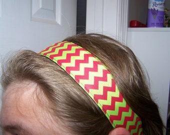 Zig Zag Non-Slip Headbands