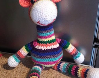 Crochet Animal Stuffies