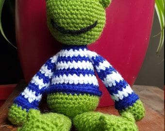 Monsieur the Frog