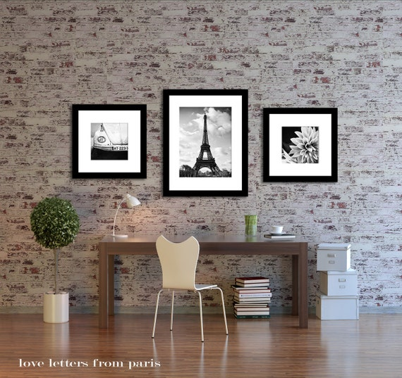 25 Wall Decoration Ideas For Your Home: Items Similar To Paris Photograph- Home Decor- Paris Wall
