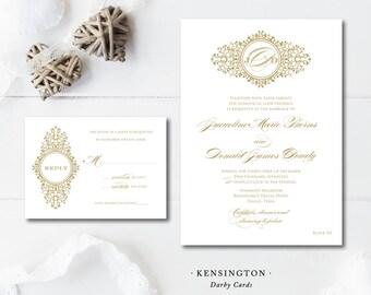 Kensington Wedding Invitations
