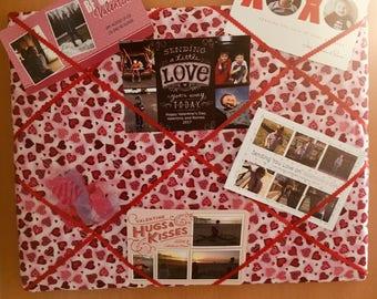 Valentine's Memo Board