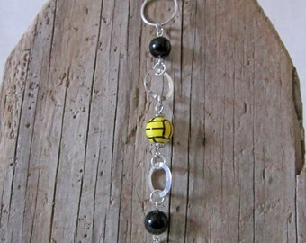 H2O Water Polo Clasp - Silver Hoops - Gift Wrapped