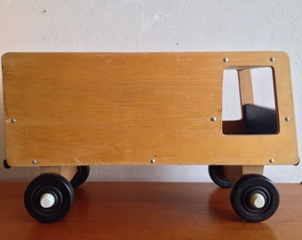 Creative Playthings Delivery Van