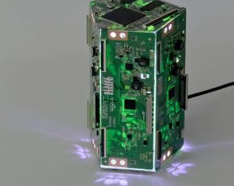 Industrial Circuit Board LED Night Light