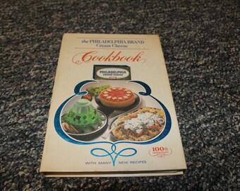 Cookbook Philadelphia Brand Cream Cheese Cookbook 1981 cookbook