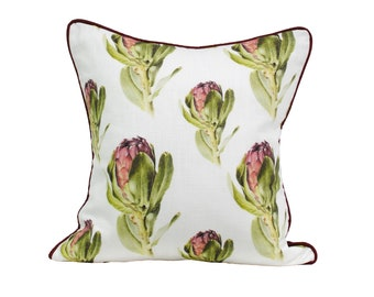 Protea grandiceps Cushion Cover