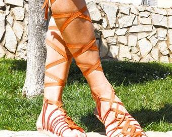 Roman Sandals  Espadrilles  Alpargatas made in Spain