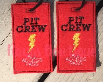 Lightning Mcqueen Pit Crew All Access Pass Play ID