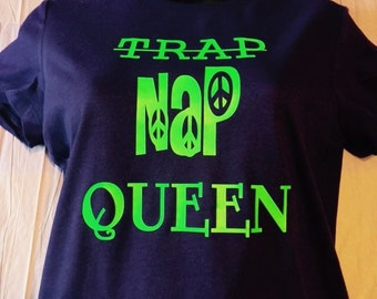 NapQueen Fitted Tee