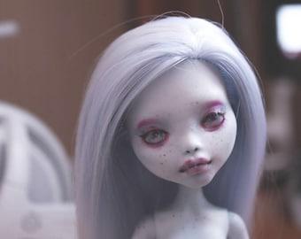 Monster High Lagoona Blue OOAK Custom Doll Repaint