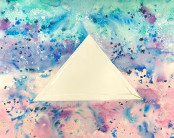 Pyramid Dreams- Pink