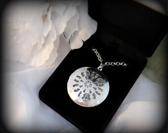 Locket for Ashes and 1-2 Photos