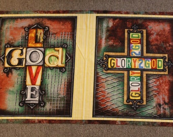 Glory by Donna Knold for Quilting Treasures   A158  Sold by the Panel