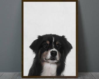 Dog Nursery Print, Dog Wall Decor, Dog Poster, Dog, Animal Print Wall Decor, Printable Dog Wall Art, Dog Nursery Wall Art