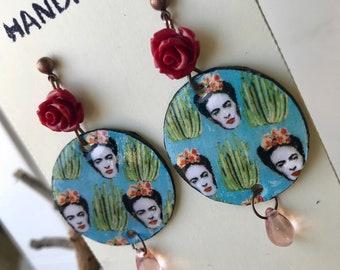 Mix and Match Earrings Frida