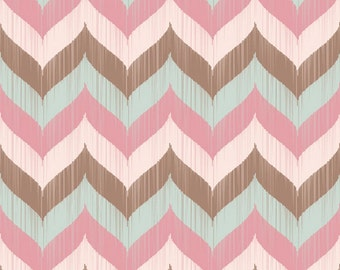 Pink chevron Photography backdrop,newborn prop,wedding Vinyl backdrop D-7857