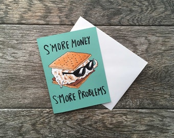 S'more Greeting Card *UPDATED*