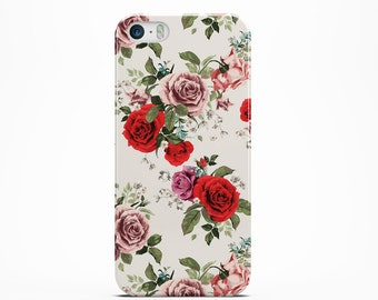 iphone 6 plus case flowers
