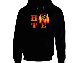 Emblem - H Heart T E Hoodie