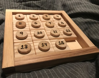 Number Block Brain Teaser